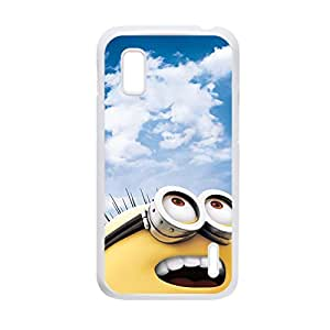 Generic Unique Phone Cases For Teen Girls Print With Despicable Me Minions For Lg Google Nexus 4 Choose Design 5