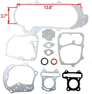Complete Gasket Set for GY6 50cc Mopeds 50 CC 50c Scooters Roketa Taotao Jonway NST Tank BMS DongFang Supermach Znen Baron