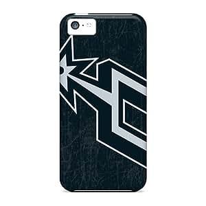 New Arrival FUE9725hBFa Premium Iphone 5c Case(toronto Raptors)