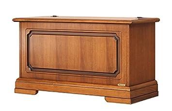Arteferretto Caja de almacenaje Estilo clásico, Caja de Madera, Cofre de Madera para almacenaje, Mueble de Estilo clásico: Amazon.es: Hogar