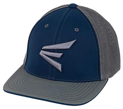Easton Gameday Flexfit Cap Navy/Charcoal Small/Medium ()