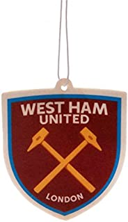 West Ham United FC Air Freshener (One Size) (Red/Blue)