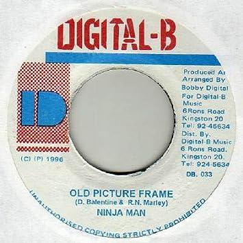 Old Picture Frame: Ninjaman: Amazon.es: Música