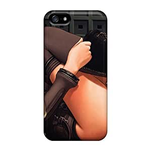Excellent Iphone 5/5s Case Tpu Cover Back Skin Protector Anime by lolosakes
