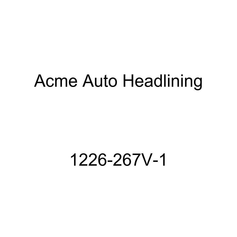 1954 Oldsmobile 88 /& 98 2 Door Hardtop 6 Bows, No Chrome Acme Auto Headlining 1226-267V-1 Ivory Replacement Headliner