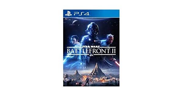Mecca PS4 Star Wars Battlefront II: Amazon.es: Videojuegos