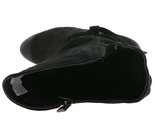 Tom Hautes avec mi Tailor pour Femmes Noire à Fermeture Bottes glissière r4YtrwSfqx