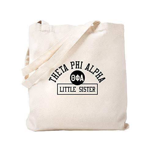 Sister Alpha Phi Little Theta Cafepress Small Cachi Tote Tela TgpFqg