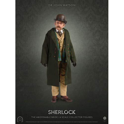 Big Chief Studios BCSH0028 - 1/6 Sherlock - DR Watson DIE ABSCHEULICHE BRAUTFIGUR Limitierte Auflage