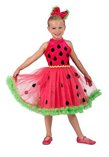 Toddler Watermelon Costume (Princess Paradise Watermelon Miss Child's Costume,)