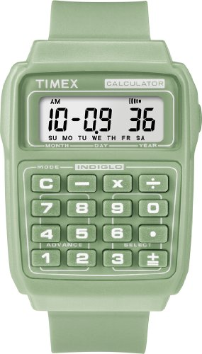 Timex Unisex Calculator Watch T2N239