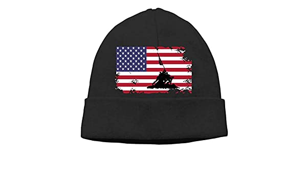 GDSG5/&4 Columbus Day Men and Women Baggy Running Beanie Skull Cap