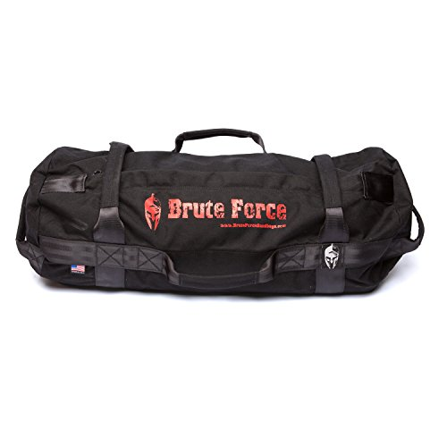 Brute Force Sandbags are Heavy Duty Workout Sandbags for Fitness, Exercise & Crossfit with Adjustable Weights + Proudly Made in The USA – DiZiSports Store