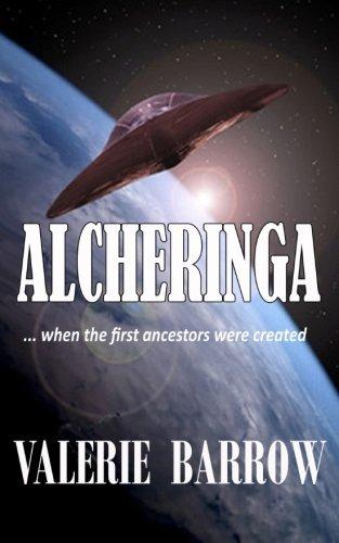 ALCHERINGA -  When the first ancestors were created. PDF