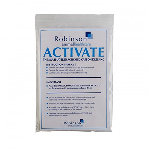 Robinsons Healthcare Activate Wound Dressing (5 Pack) (One Size) (May Vary)