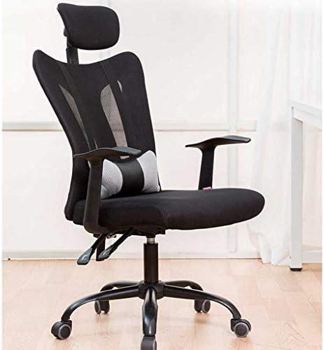WY Bureau Fauteuil inclinable Ordinateur Chaise Chaise Rotary Fauteuil Tabouret simple et moderne Ménage confortable Sédentaire