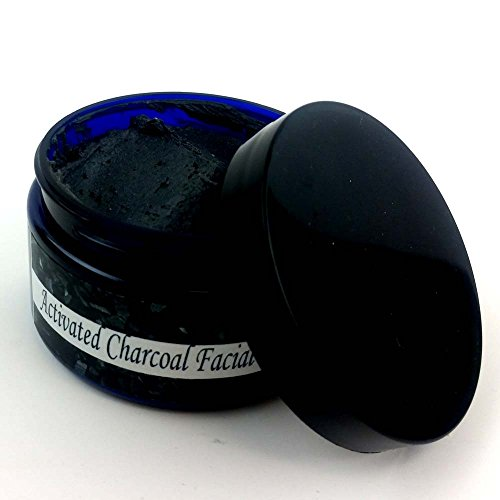 Charcoal Mask for Acne by SkinTastic Creations