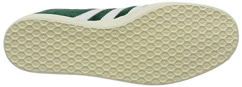 White Zapatillas Unisex Collegiate Met Gold Green Green Gazelle adidas Vintage Adulto 48qEwTq5x