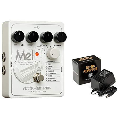 Electro-Harmonix EQ Effects Pedal (MEL9) (Pedals Keyboard Effects)