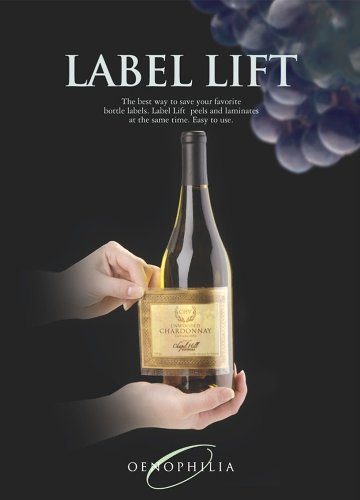 Label Lift 20-Pack by Oenophilia 70120