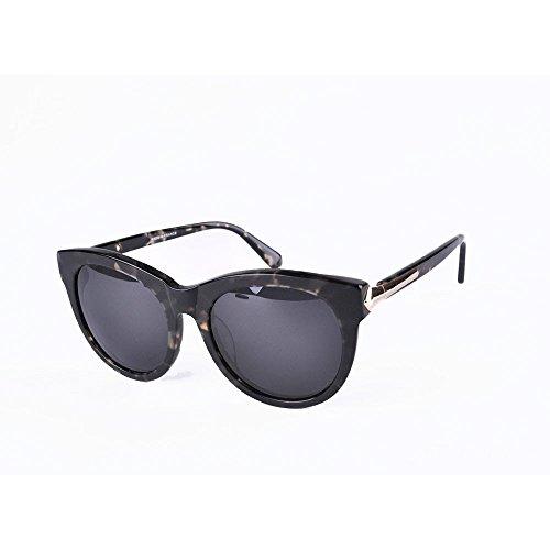 のために余計なそよ風偏光サングラスドライバーの眼鏡パイロット偏光サングラスカエルミラー飛行屋外スポーツのための適切なカラーフィルム反射サングラス。 (Color : Gray)