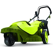 Sun Joe MJ404E-360 16-Inch 12-Amp 360-Degree Turning Radius Electric Lawn Mower