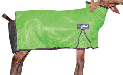 Weaver Leather Livestock ProCool Mesh Goat Blanket with Reflective - Cover Lamb