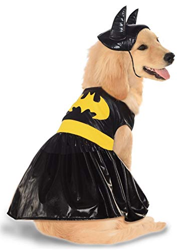 DC Comics Pet Costume, X-Large, Batgirl ()