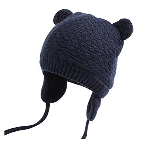 U-WARDROBE Toddler Infant Kids Cute Knitted Baby Hat Cap For Fall and Winter