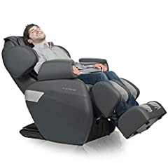 SPECIFICATION [ Rated voltage ] 110-120V [ Rated Frequency ] 50/60 Hz [ RATED POWER CONSUMPTION ] 230W Max [ DIMENSION ] (LXWXH) 65 x 30 x 40 Inches[ NET WEIGHT ] 183Lb , Fully assembled except Foot Massager. Foot massager needs to be assembl...