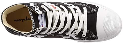 スニーカー バルカナイズ製法 外羽根 ハイカット CP LC012 センターコートLOGO HI