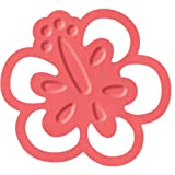 Clever Lever Silhouette & Embossing Punch, Hibiscus 2-Inch