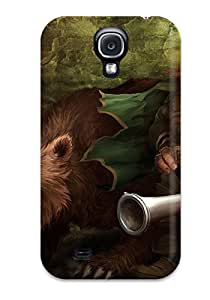 For Galaxy S4 Premium Tpu Case Cover World Of Warcraft Protective Case