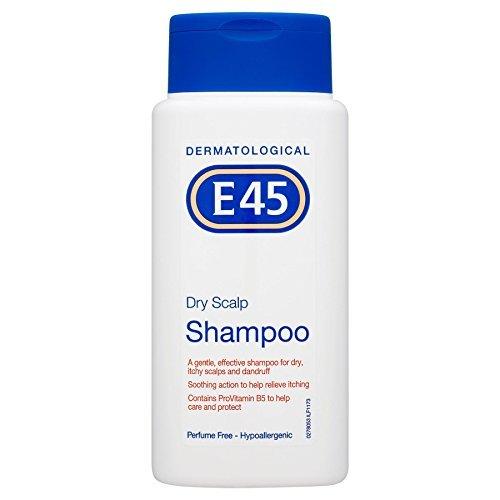 6 x E45 Dermatological Dry Scalp Shampoo 200ml by ()