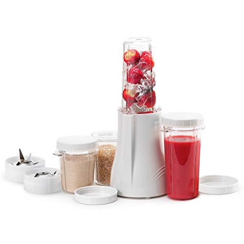 Tribest PB-250 Personal Blender and Grinder with Containers
