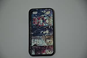 Generic Cell Phone Cover Case for iPhone4 iPhone4S -KCI4U01