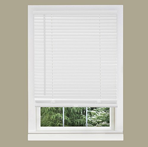 Home Impressions Mini Blind - Wholespace Home Impressions Light Filtering Cordless Mini Blind - 1 Each
