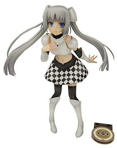 Bell Fine (BellFine) Miss Monochrome -The Animation- 2 Miss Monochrome 1/8 Scale Painted PVC figure