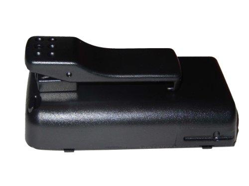 vhbw TWO-WAY PORTABLE RADIO BATTERY 1000mAh (9.6V) for Yaesu Vertex FT-10, FT-10R, FT-40, FT-40R, FT-50, FT-50R, VXA-100…
