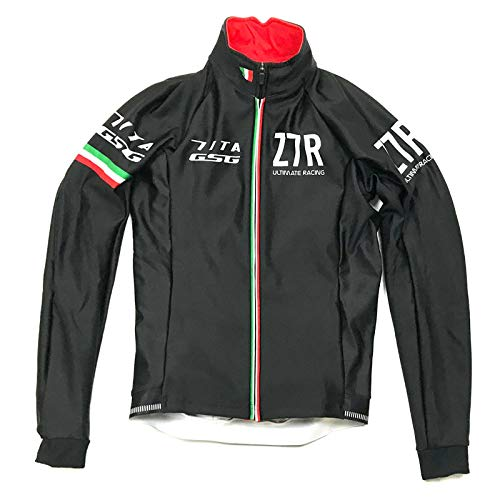 ゆり治世こどもの宮殿セブンイタリア Z7R eVent Softshell Jacket ブラック XL(78W-Z7R-JK-BKXL)