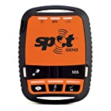 Spot Satellite SPOT Gen3 Satellite GPS Messenger – Orange SPOT-3ORANGE