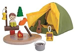 PlanToys 6624 Camping Playset