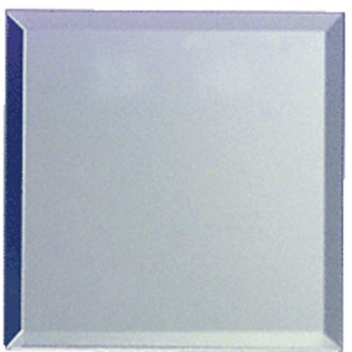 CRL Double Blank Without Screw Holes Glass Mirror Plate-Clear Crl Blank Glass Mirror Plate