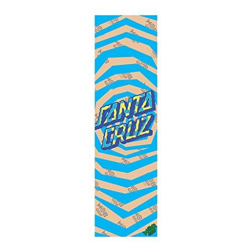 Mob Skateboard Griptape Santa Cruz Illusion Dot Clear Grip Tape Sheet 9'' x 33'' by Mob