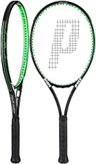 Lucas Pouille's endorsed racquet, the Prince Textreme Tour 100P is undoubtedly one of the most control and precision oriented racquets on the market. A +11 ounce racquet that comes through the air extremely fast, the 100P is 7 points head lig...