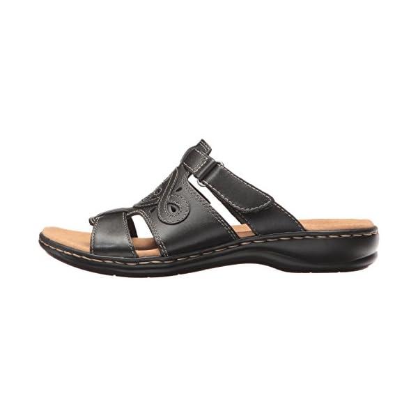 37e31da51cf CLARKS Women s Leisa Higley Slide Sandal ...