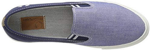 Slip On Turner Chambray et Navy pour homme -