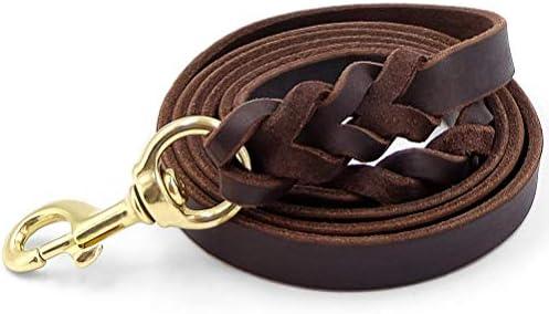 Fairwin Leather Dog Leash Foot product image