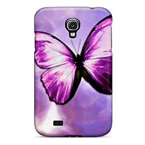 Ypk3110pOjw Case Cover, Fashionable Galaxy S4 Case - Butterfly