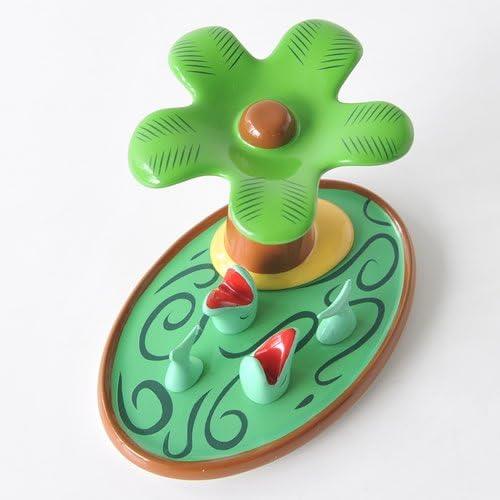 decor/ée /à la Main Alessi Amgi33 Little Paradise Figurine en Porcelaine
